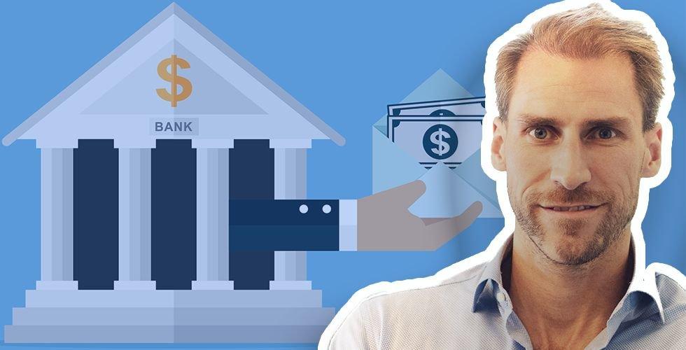 Svensk fintech-startup på väg att köpa upp en bank