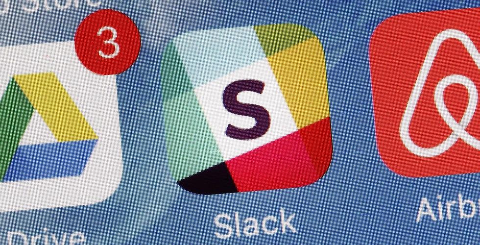 Uppgifter: Meddelandeappen Slack tar klivet mot börsen