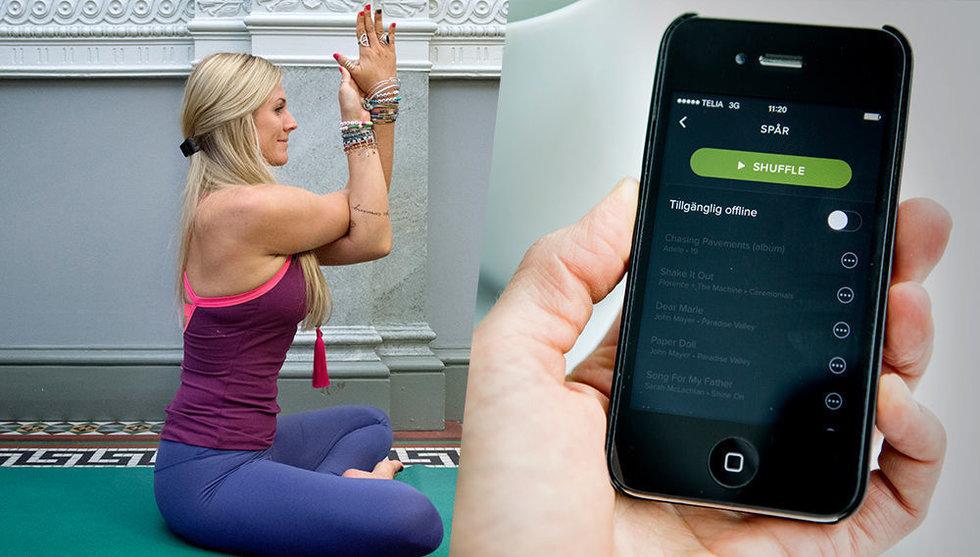 Spotifys nya partner - specialist på meditation och mindfulness