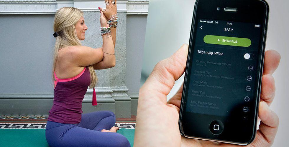 Breakit - Spotifys nya partner - specialist på meditation och mindfulness