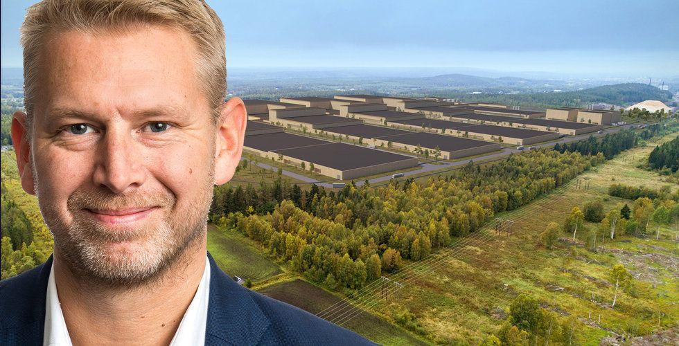 Klart: Här ska svensken bygga sin batterifabrik – och 2000 jobb