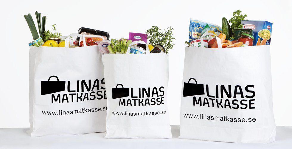 """Storförlust för Linas Matkasse – """"Ett stort transformationsår"""""""