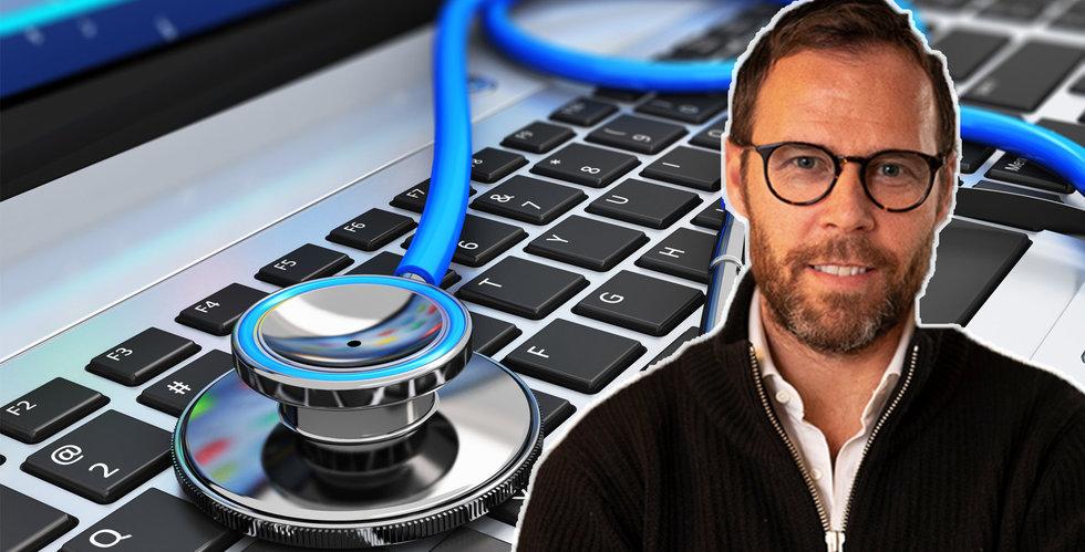 Vård på nätet växer explosionsartat – Doktor.se dubblar omsättningen