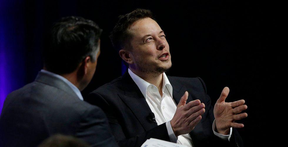 Breakit - Elon Musk bränner 4 miljoner kronor – i timmen