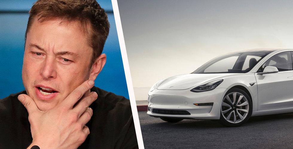 Breakit - Kinas tullar på USA-varor dåliga nyheter för Tesla