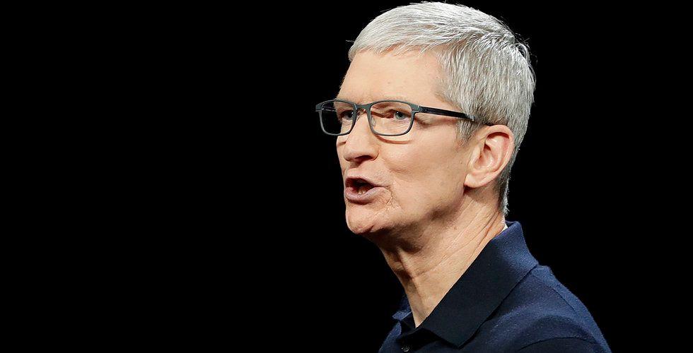 Apple donerar 100 miljoner dollar för rasjämlikhet