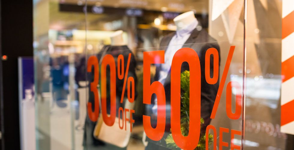 Kläder, Bigbox, rea, lågpris, konkurs