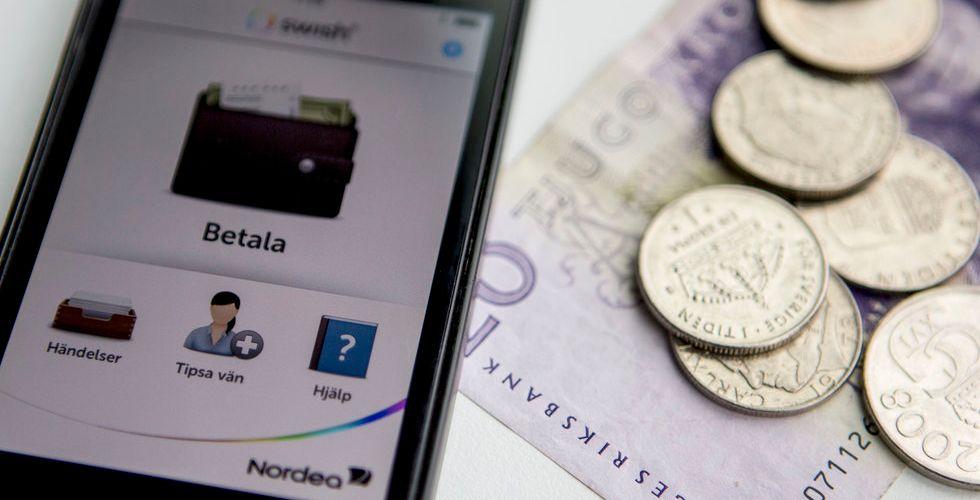 Bankernas appar blir allt viktigare – och Sverige ligger i framkant
