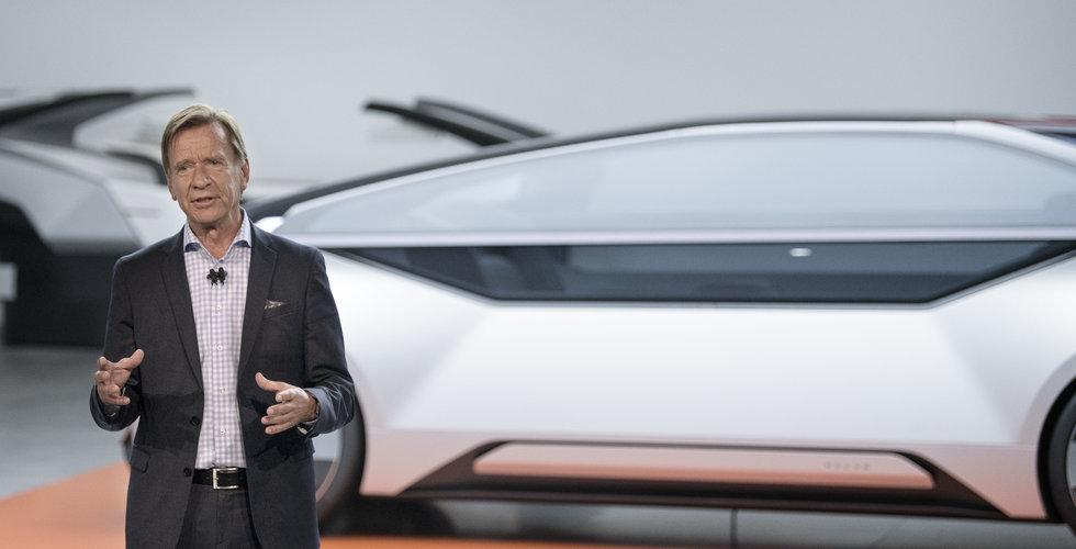 Volvo Cars får tillstånd att testa självkörande bilar på vägarna