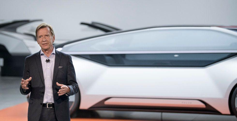 Breakit - Volvo Cars får tillstånd att testa självkörande bilar på vägarna