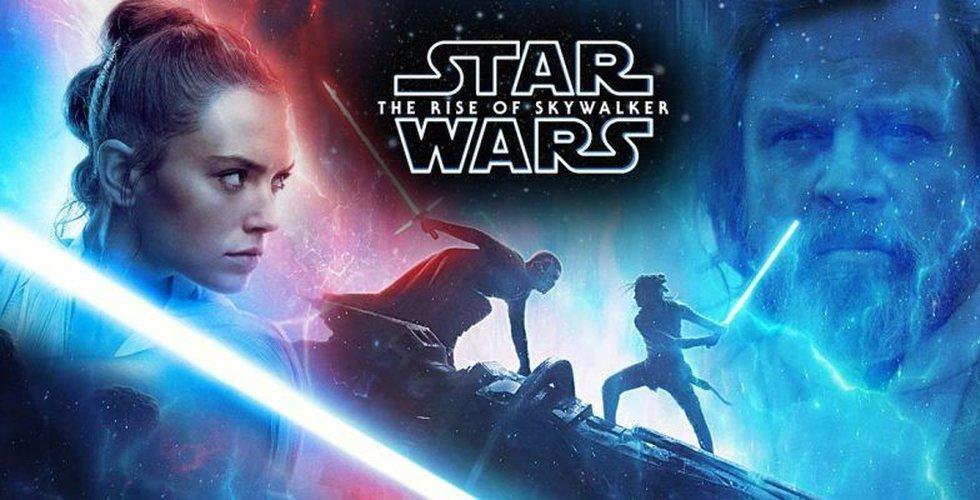 Nya Starwars-filmen spelade in 3,5 miljarder första helgen