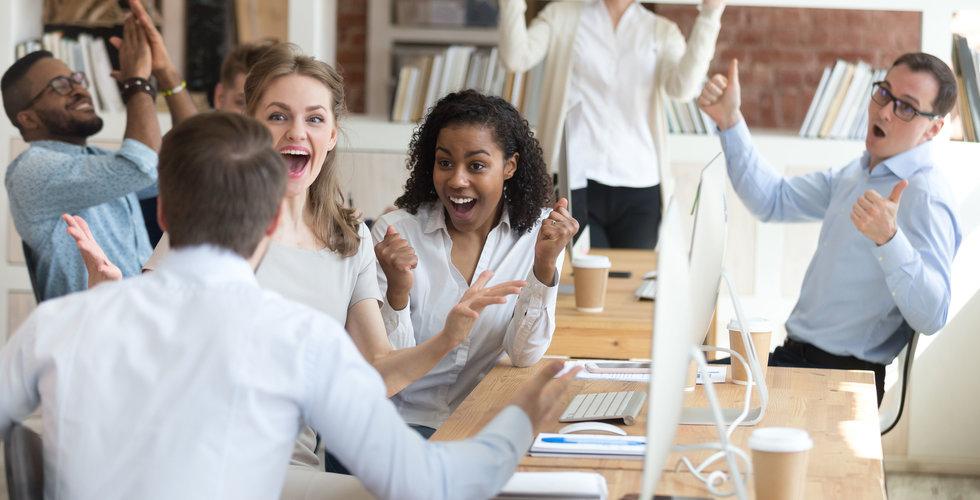 Glädjebeskedet – fler startups får skattelättnader vid personaloptioner