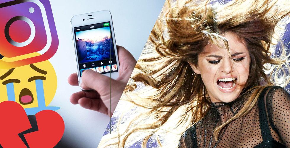 Breakit - Stjärnornas mardröm på Instagram – publiken försvinner (och ingen vet varför)