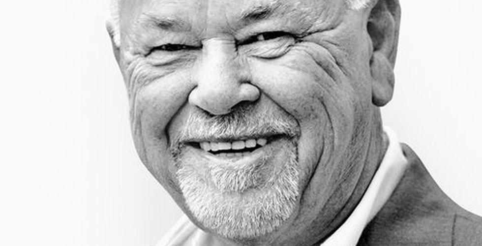 Breakit - Payexgrundaren Max Hansson har avlidit