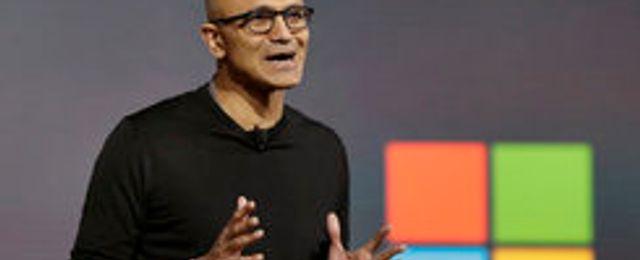 Microsoft ska bli koldioxidnegativa – lanserar miljardfond för klimatet