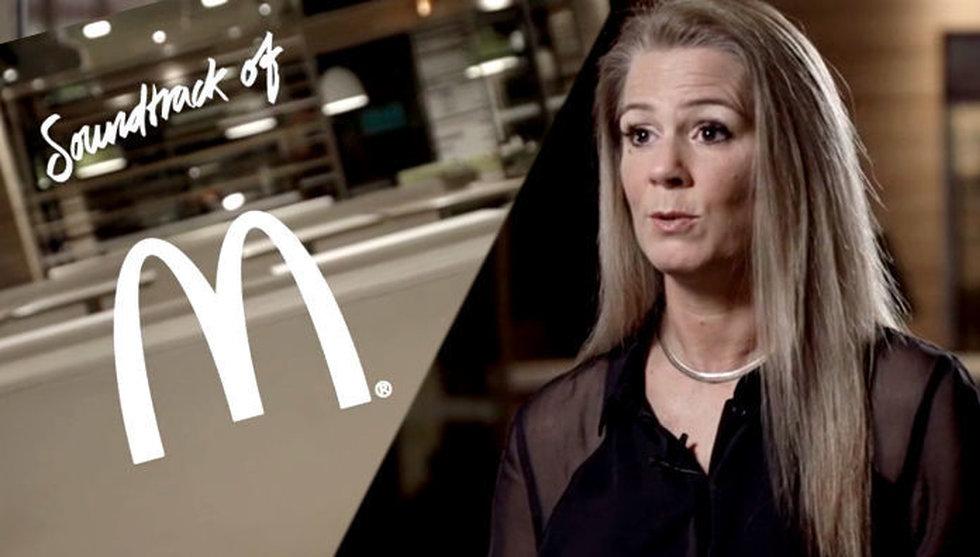 Breakit - Soundtrack Your Brand inleder tungt samarbete med McDonald's