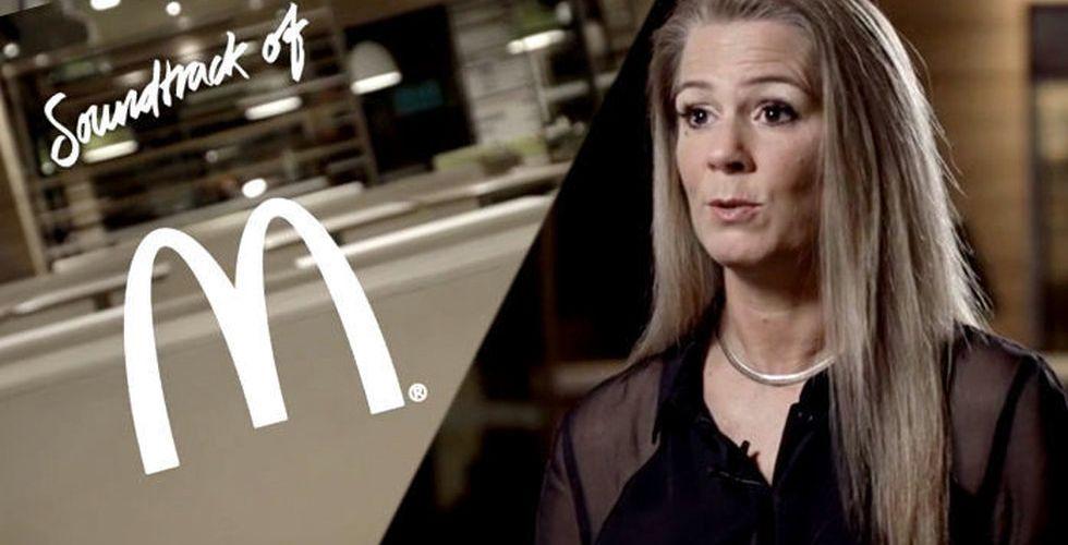 Soundtrack Your Brand inleder tungt samarbete med McDonald's