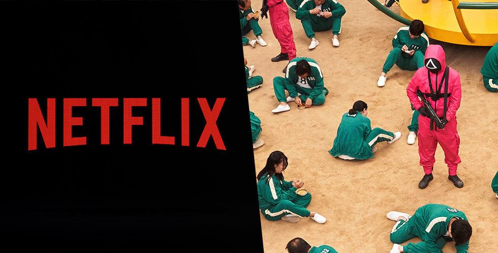 Squid Game-effekten? Netflix växer snabbare än väntat