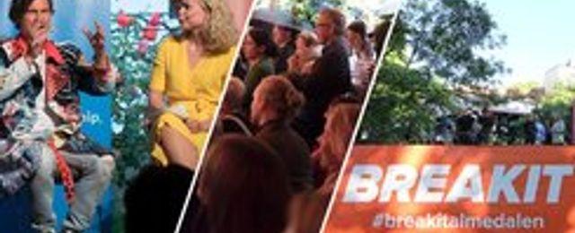 Planerar du Almedalen 2020? Teama upp dig med Breakit!