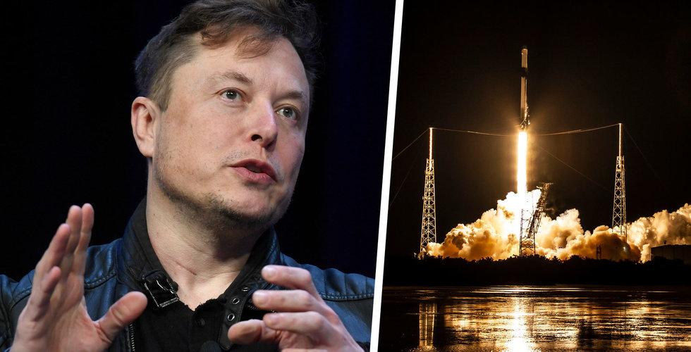 Nasa väljer SpaceX för att bygga nästa månlandare