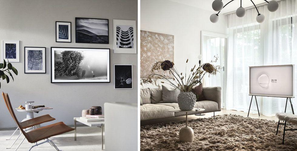 Design och teknik i stilren symbios – här är hemmets nya TV-favoriter