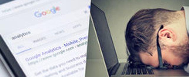 Grus i Googles maskineri slår mot nyhetsfabrikerna