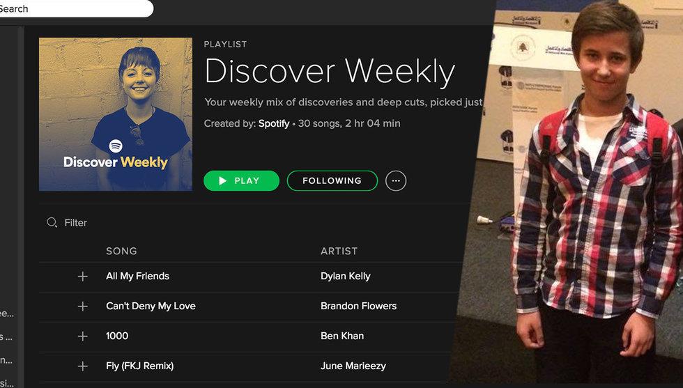 Breakit - Så gick det till när en 13-åring från Libanon hackade Spotify
