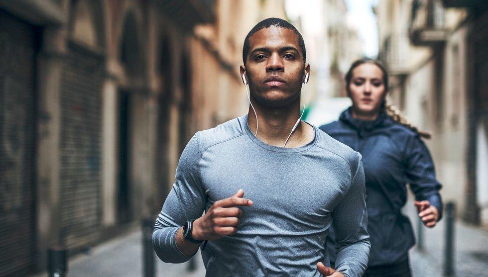 Spotifys nya springfunktion – mardröm för svenska löparappar