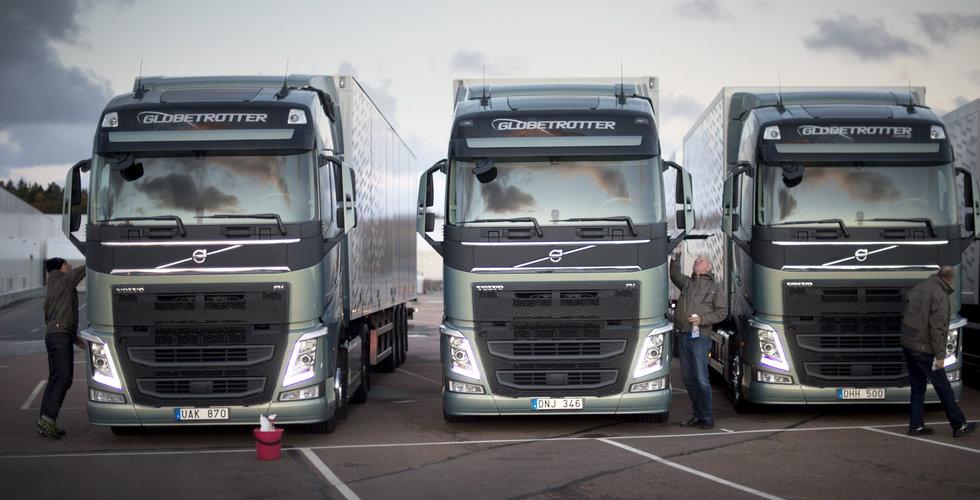 """Volvo varnar för fel – kostnaderna kan bli """"betydande"""""""