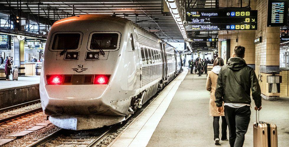 SJ får konkurrens – Flixbus vill köra tåg i Sverige