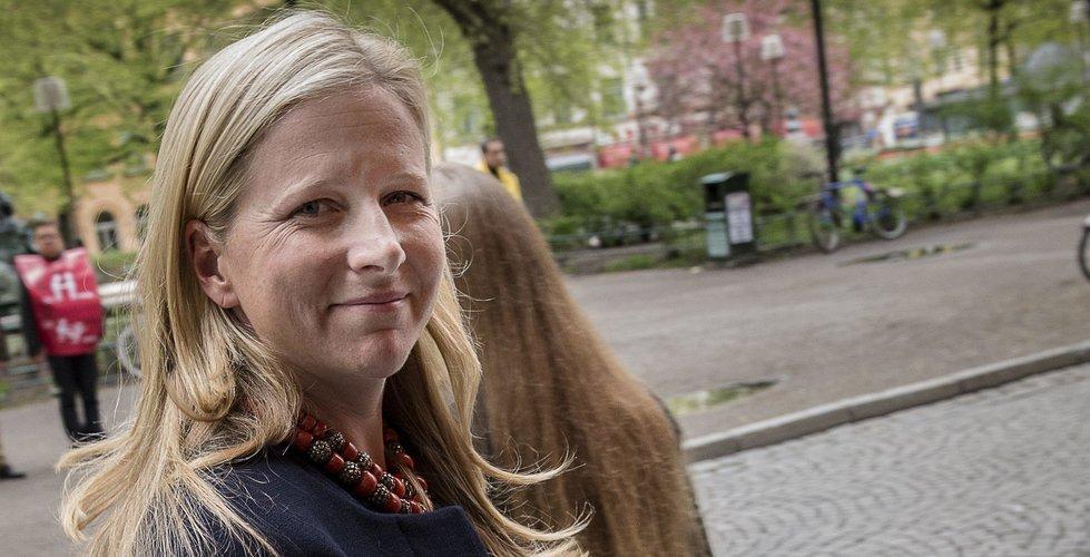 Efter avhoppet från Kinnevik – nu ska Cristina Stenbeck bekämpa diabetes