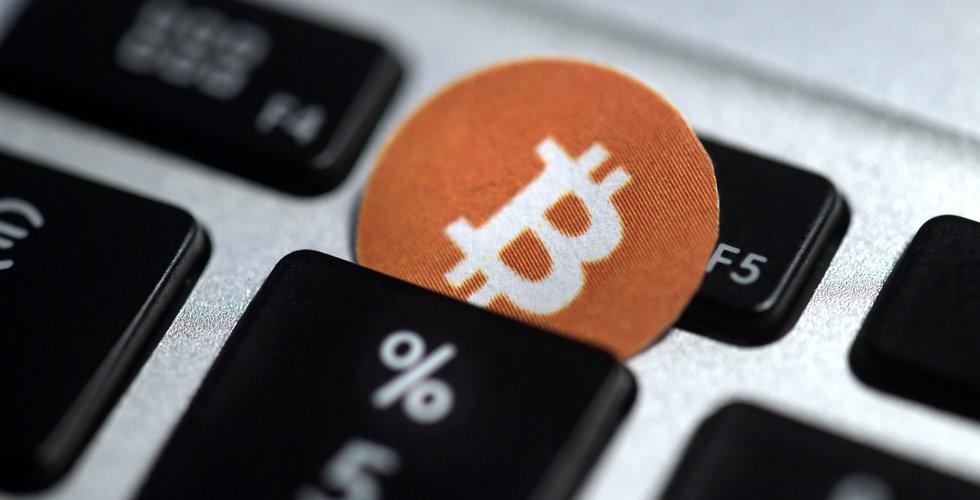 Breakit - Bitcoin rusade över 10 procent på en timme