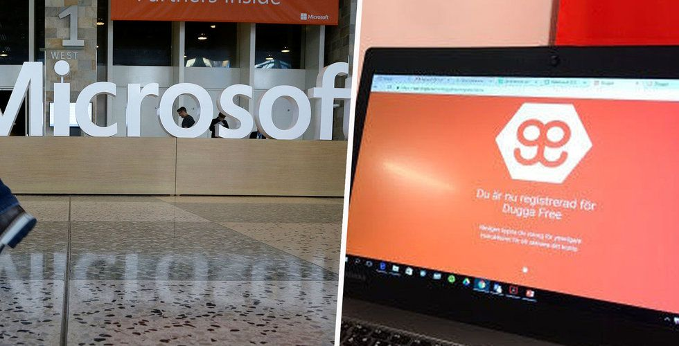 Svenska startupen Dugga landar avtal med Microsoft