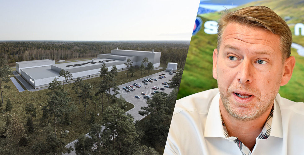 """Nu börjar Northvolts bygge i Västerås: """"Vi är redo för nästa steg"""""""