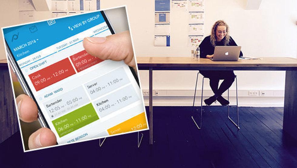 Creandum går in med miljoner i danska schematjänsten Planday