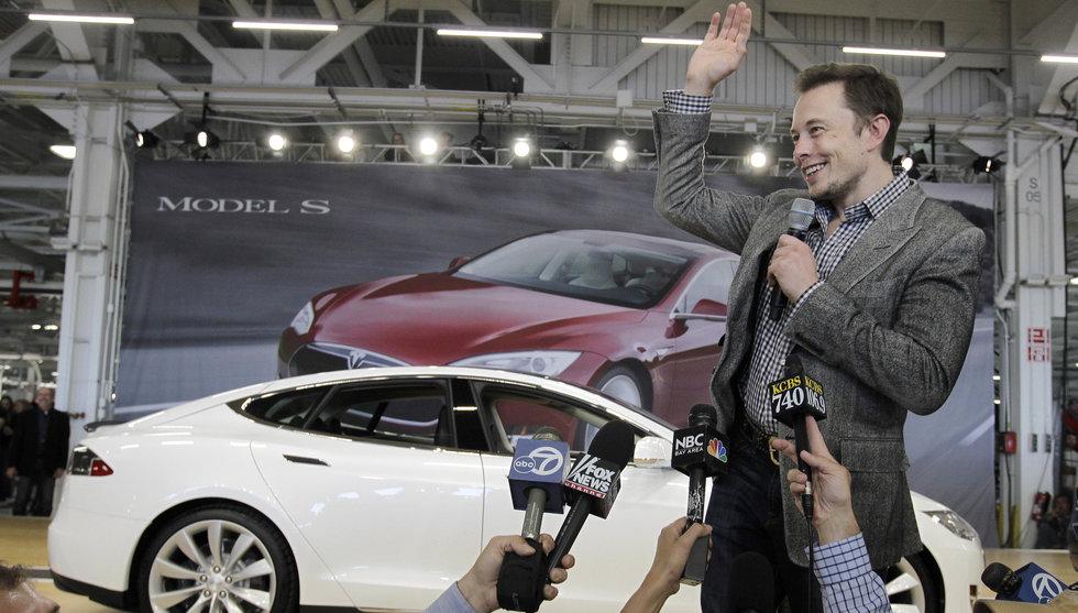 Breakit - Elon Musk tar ett steg närmare sin åtta kilometer långa hyperloop