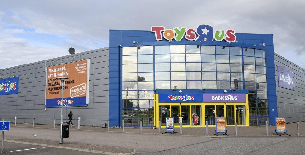 Breakit - Toys R Us planerar för likvidation – knäckta av e-handeln