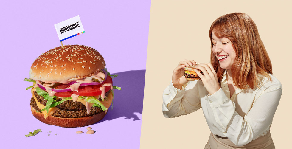 Impossible foods tror sig trippla omsättningen i år