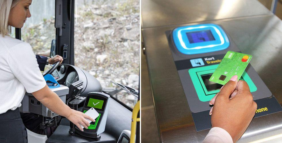 Nu värvar SL – för att bygga det nya biljettsystemet