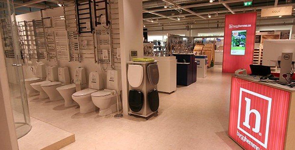Bygghemma köper norska nätbutiken VVSKupp med omsättning på 100 miljoner kronor
