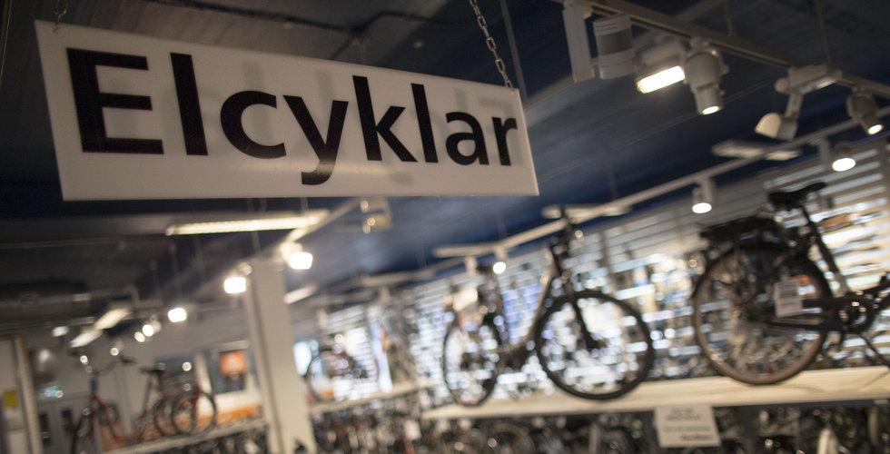 Breakit - Elcykeln årets julklapp 2017