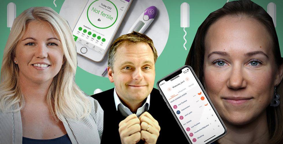 Klimakteriet, mens och PMS – femtech är nästa bransch som riskkapitalisterna suktar efter