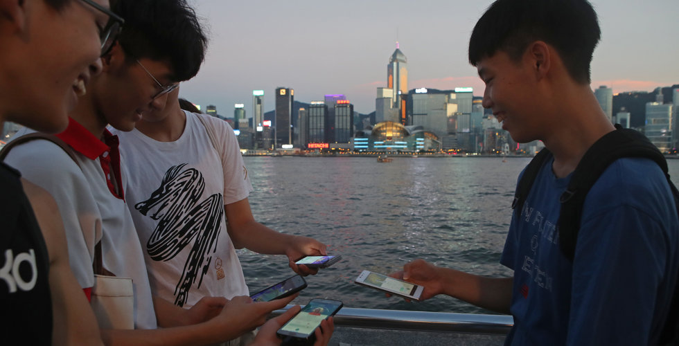 Breakit - Kina stoppar Pokemon Go