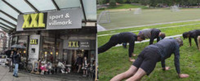 XXL i blåsväder för sin kultur – bestraffar anställda med armhävningar