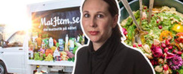 Mathem behöver en rejäl kassa om de ska ha en chans i matkriget