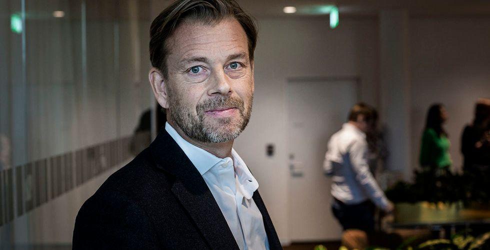 """""""Finns inga planer på att Michael Wolf ska ta plats i styrelsen"""""""