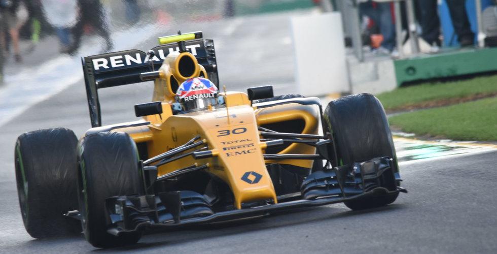 Breakit - Formel 1 blir e-sportturnering