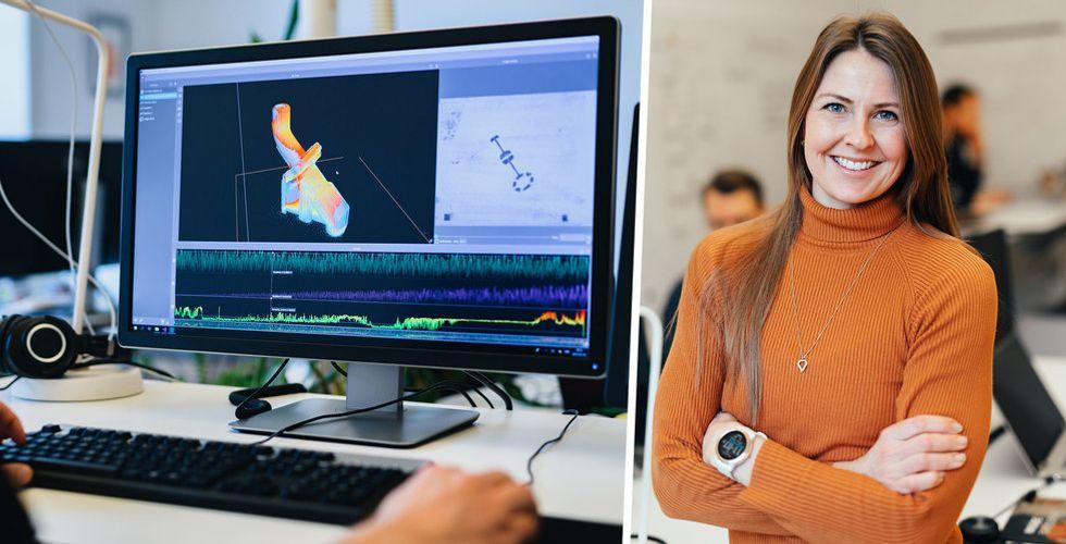 3D-startupen Interspectral tar in 5 miljoner