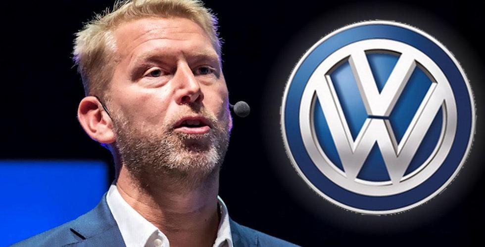 Volkswagen och Northvolt i samtal om batteriprojekt