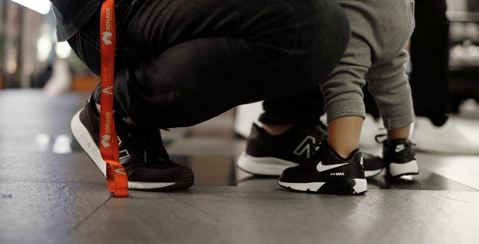 Nike lanserar sneakerprenumeration för barn